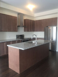 STUNNING Brand New 4B4B Townhouse For Rent! All Utilities Includ