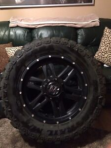 Rims and tiers