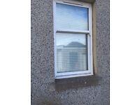Double glazed sash & case pvc Windows