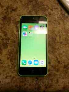 i-Phone 5c Great Condition For Sale