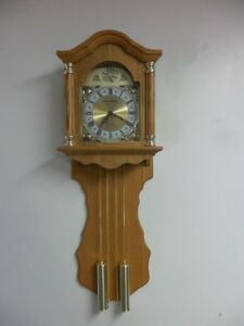 Clock with Westminster Chimes