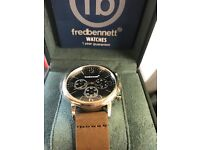 Fred Bennet Watch