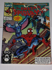 Amazing Spider-Man#353 to 358 complete set! comic book