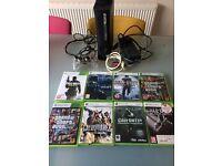 Xbox 360 GTA COD Halo games