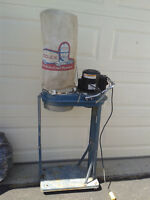 Portable toolex 7 amp dust collector works well $50.00