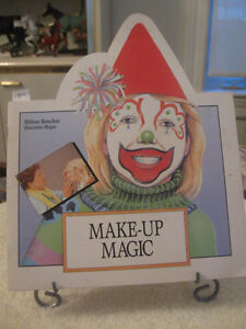 ...MAKE-UP MAGIC...FACE PAINTING...FUN STUFF!...