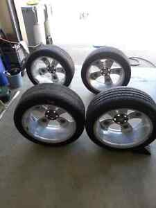 """20"""" Srt Alcoa forged rims dodge charger challenger magnum 300 Strathcona County Edmonton Area image 4"""