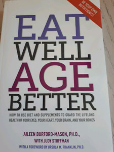Eat well age better Self Help