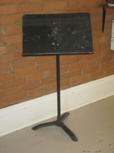 Vintage Iron Music Book Stand