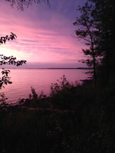 Sunset paradise!!! Lakefront Cabin for sale