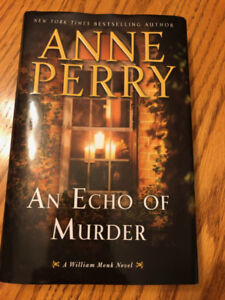 Mystery book by Anne Perry