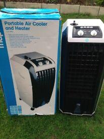 Heater air cooler