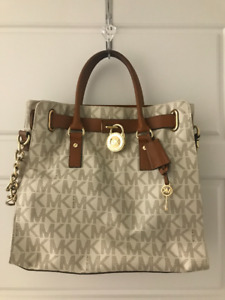 Michael Kors Womens Leather tote Bag