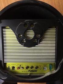 Fusion large car speaker