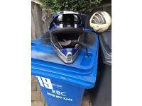 Motor cross helmet m