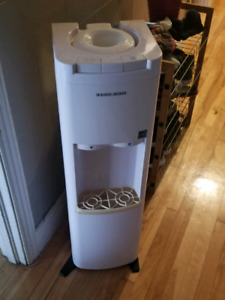 Black and decker water cooler for sale