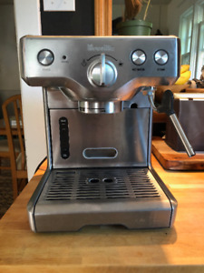 Breville Duo-Temp Commercial Espresso Machine - Near Mint Condit
