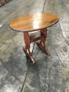 VINTAGE 1930-40 ERA SIDE TABLE