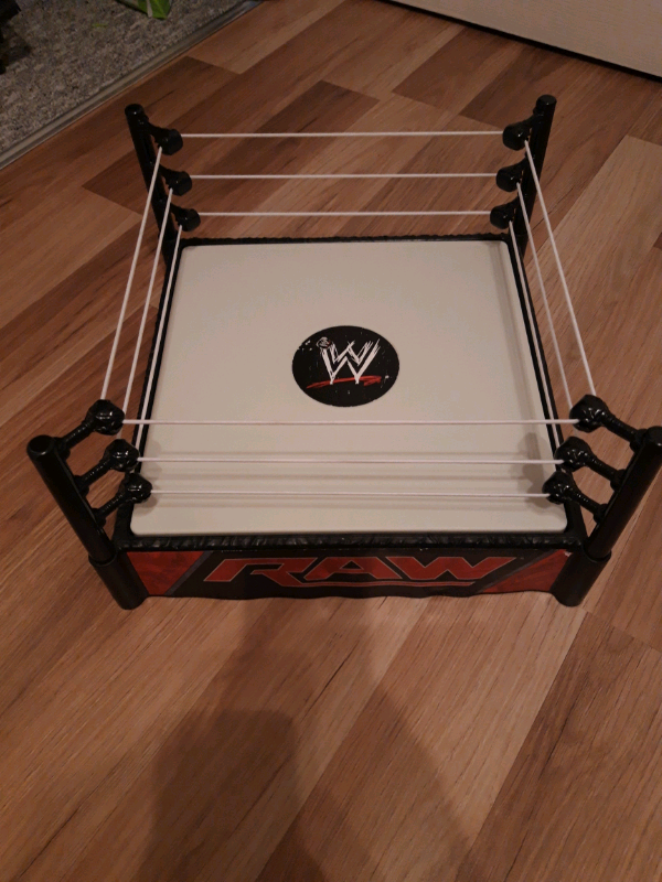 Wwe raw wrestling ring | in Dundonald, Belfast | Gumtree