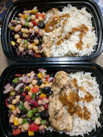 Home made food - Halal meals available. $7.50 each