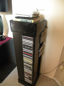 2 CD Stands