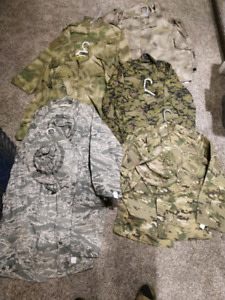 New Bdu airsoft military paintball uniforms