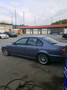 2001 BMW 530i M package