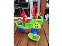 Little Tikes Pirate Ship
