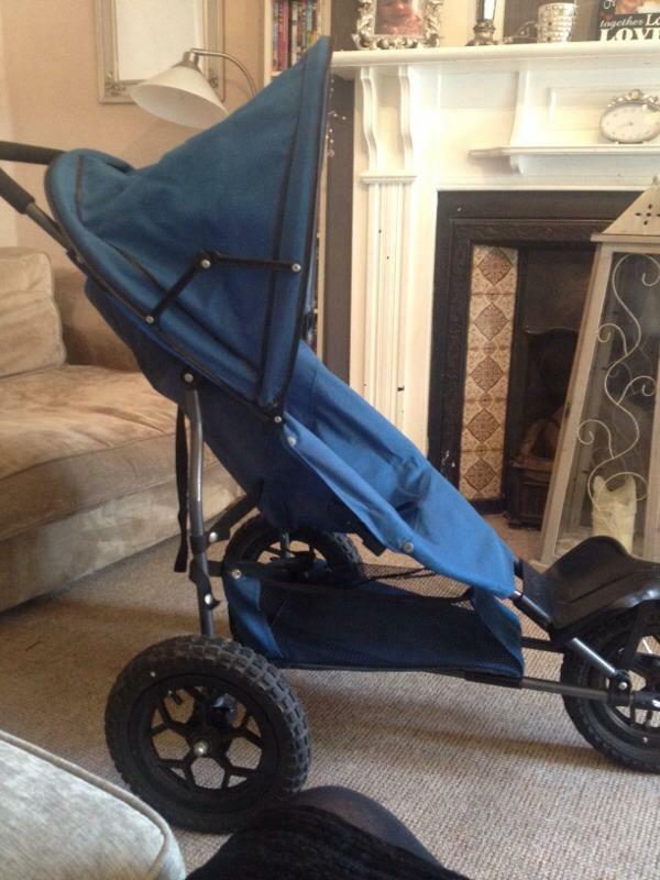 Land Rover All Terrain Pram Pushchair Set In Salford