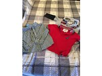 Jasper conran shirt and polo tops bundle