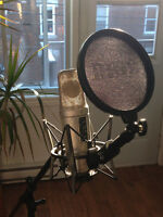 Microphone Condensateur RODE NT2-A