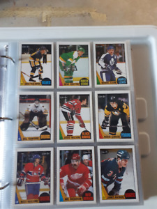 Hockey Card Sets for Sale