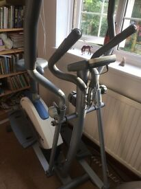 York Fitness Inspiration Cycle Crosstrainer - model 52031
