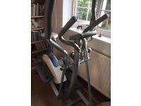 York Fitness Inspiration Cycle Crosstrainer - model 52031