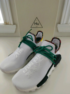 BNIB Adidas Pharrell Williams Solar Hu NMD Size 10