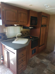 Lucky Loon Family Campground Waterfront rental