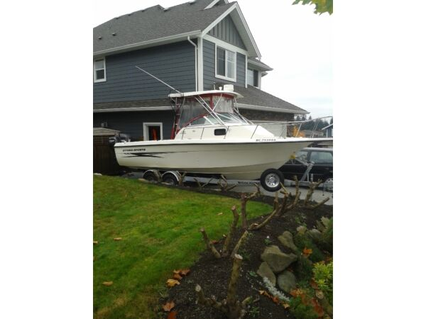 Used 1999 Other Hydra Sport