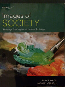 UNIVERSITY STUDENTS!  IMAGES OF SOCIETY - THIRD EDITION