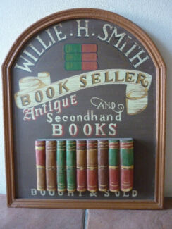 WILLIE H. SMITH Book Seller, Antique and Secondhand Books. Prospect Launceston Area Preview
