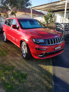 Jeep grand Cherokee srt South Wentworthville Parramatta Area Preview