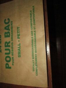 Kitchen bin liners for compostables (small) Kitchener / Waterloo Kitchener Area image 6