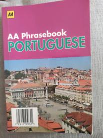 AA Phrasebook Portuguese