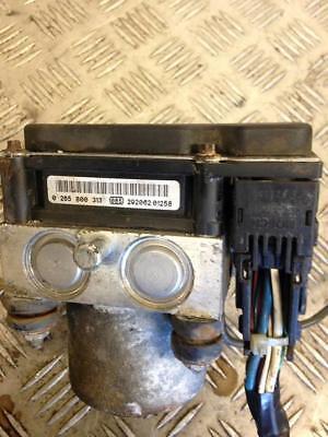 2005 ESTATE TOYOTA AVENSIS 1.8 VVTI ABS PUMP AND MODULATOR ECU 0265800313