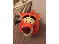 Disney tiger pillow pets.