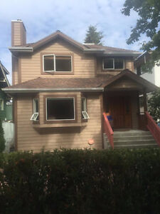 Two bedroom Basement in Point Grey looking for rent
