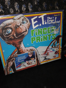 Rare E.T. the movie rare items other E.T. items available