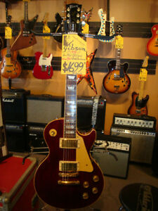 Gibson Les Paul Standard 1998 Impeccable!   Audiomanie