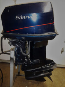 115 hp evinrude outboard motor