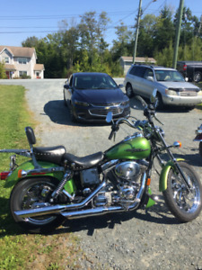 2 Harley Davidson for sale