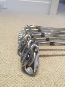 Taylormade R7 Irons (FULL SET)